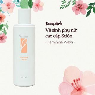 Dung Dịch Vệ Sinh Phụ Nữ Scion Feminine Wash 3