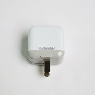 Jellico - Cóc sạc Q25 2.1A 2 cổng sạc USB - Dual USB Smart Charger thumbnail