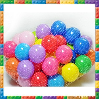CDZ 100 quả bóng nhựa cho bé vui chơi