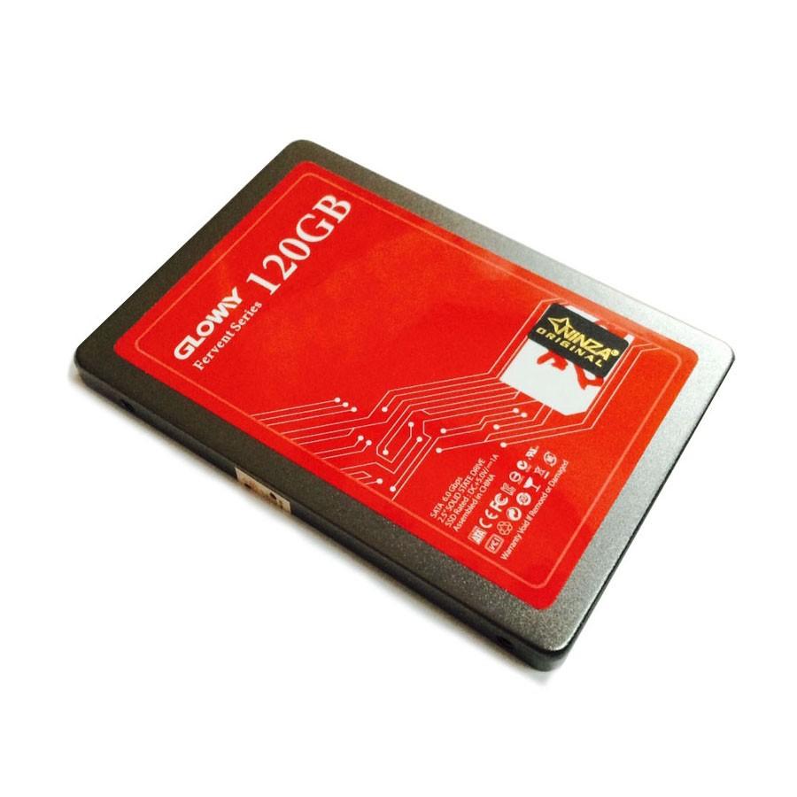 Ổ cứng SSD Gloway 120GB - Bảo hành chính hãng 3 năm tháng 1 đổi 1!