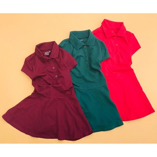 Đầm thun polo size đại Children Place