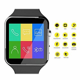 Đồng hồ thông minh màn hình cong X6