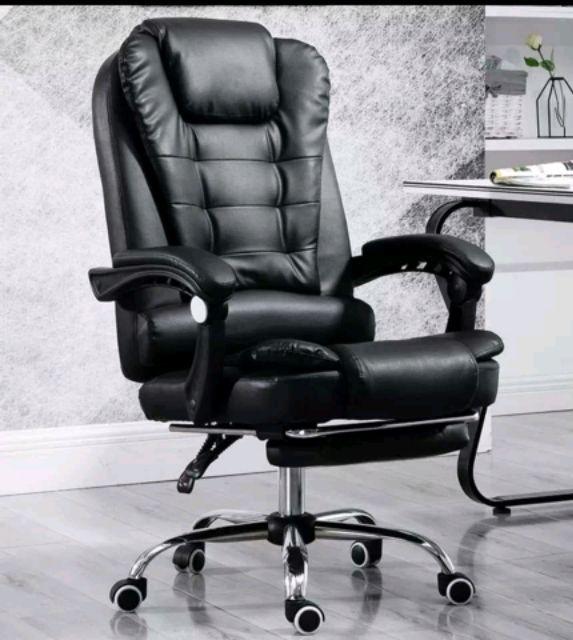(HOT) Ghế xoay văn phòng, gaming mátxa (sẵn hàng ) bản size to
