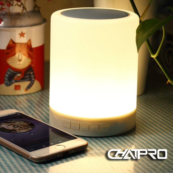 Loa bluetooth Y02 đèn led đổi màu, kiêm đèn ngủ cực đẹp - 2892367 , 1138751421 , 322_1138751421 , 300000 , Loa-bluetooth-Y02-den-led-doi-mau-kiem-den-ngu-cuc-dep-322_1138751421 , shopee.vn , Loa bluetooth Y02 đèn led đổi màu, kiêm đèn ngủ cực đẹp