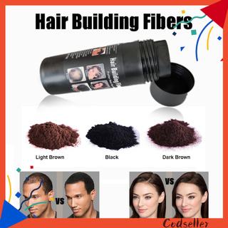 CODseller 15g Hair-increasing Powder Skin Friendly Long Lasting Synthetic Pilgarlic Filler for Beauty
