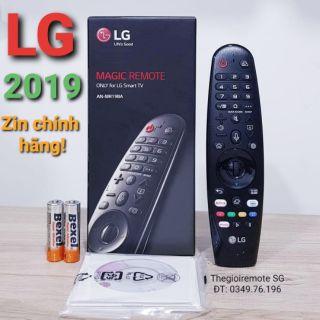 Remote tivi LG 2019 điều khiển bằng giọng nói