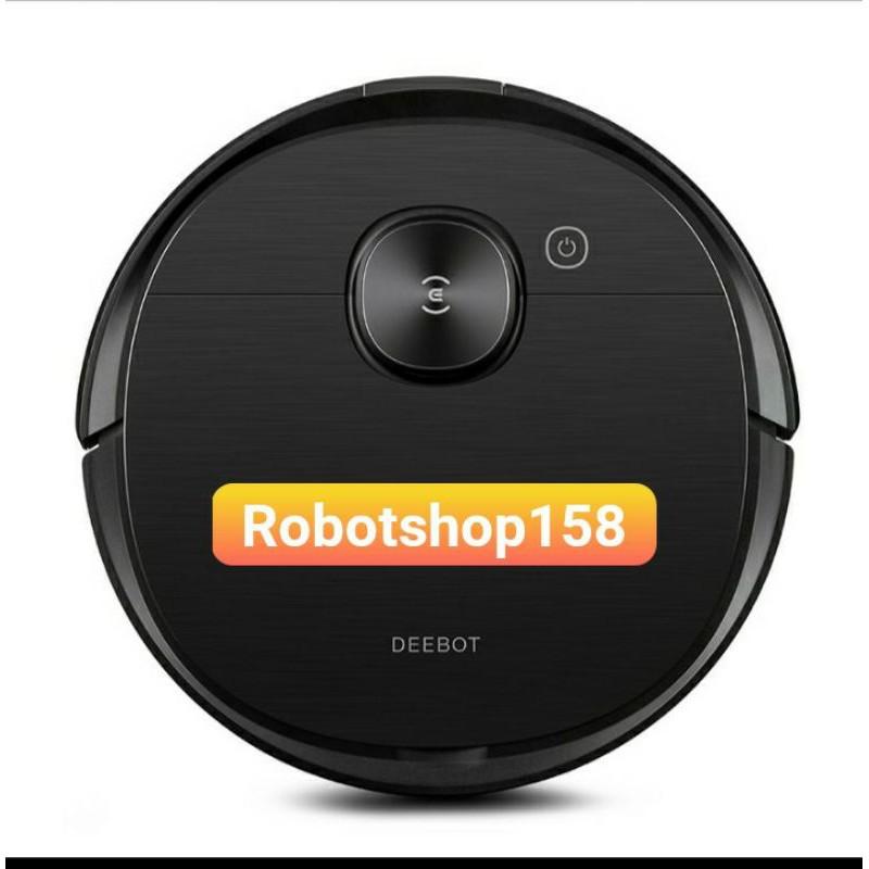 ROBOT LAU NHÀ HÚT BỤI ECOVACS DEEBOT T8 AIVI_HÀNG MỚI