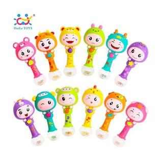 Xúc xắc nhạc Huile toys HL.3101