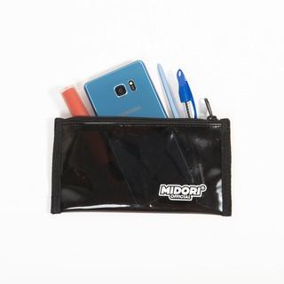 Ví Nhựa Mini Trong Suốt đựng Thẻ Giấy tờ đa năng Local Brand Mi Midori thumbnail