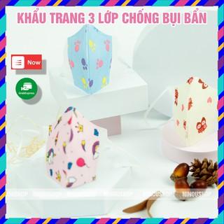 Khẩu Trang Maks cho Trẻ Em hình ngộ nghĩnh thumbnail