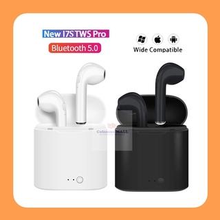 Tai nghe không dây i7s TWS Bluetooth cho điện thoại iPhone Samsung Android Xiaomi