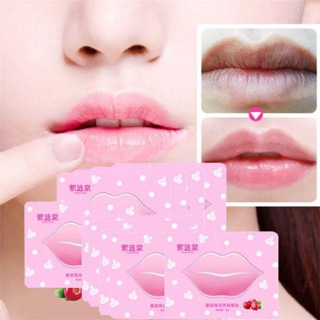 Mặt nạ môi tinh chất cherry củ