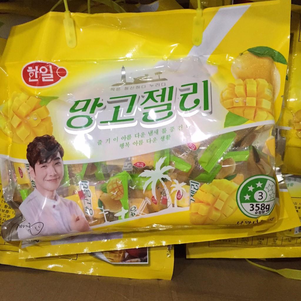 Kẹo dẻo trái cây Hàn Quốc vị xoài 358g