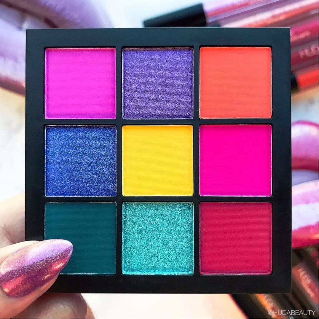 Bảng phấn mắt HUDA BEAUTY Electric Obsessions