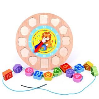 Đồng hồ luồn dây 3 trong 1 – Sư tử