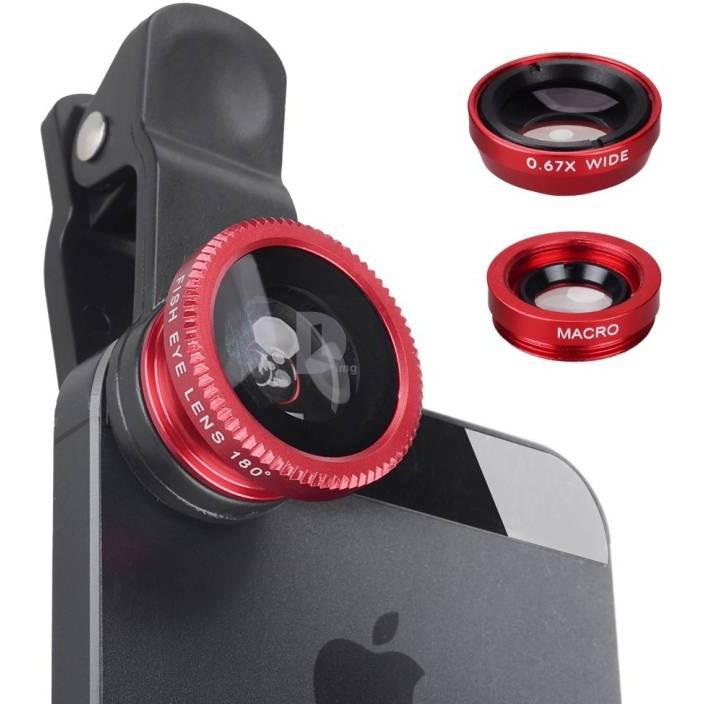 Ống Len chụp hình cho điện thoại Universal Clip Lens - Chụp ảnh cực nét - Cực đẹp