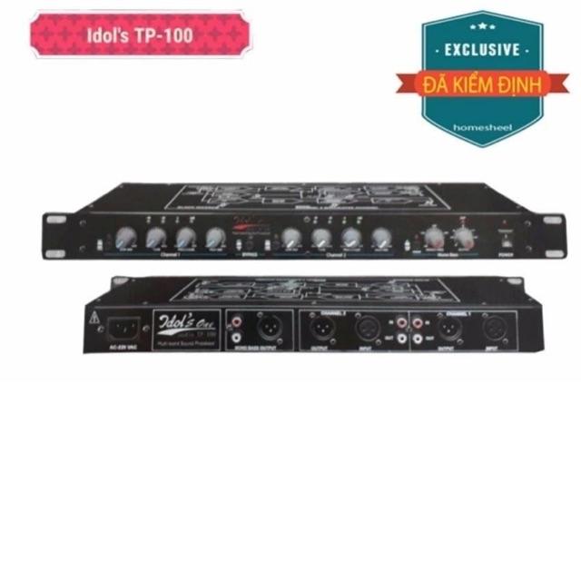 [SALE 10%] Thiết bị nâng tiếng, lọc âm mic karaoke tuyệt đỉnb IDOL TP-100
