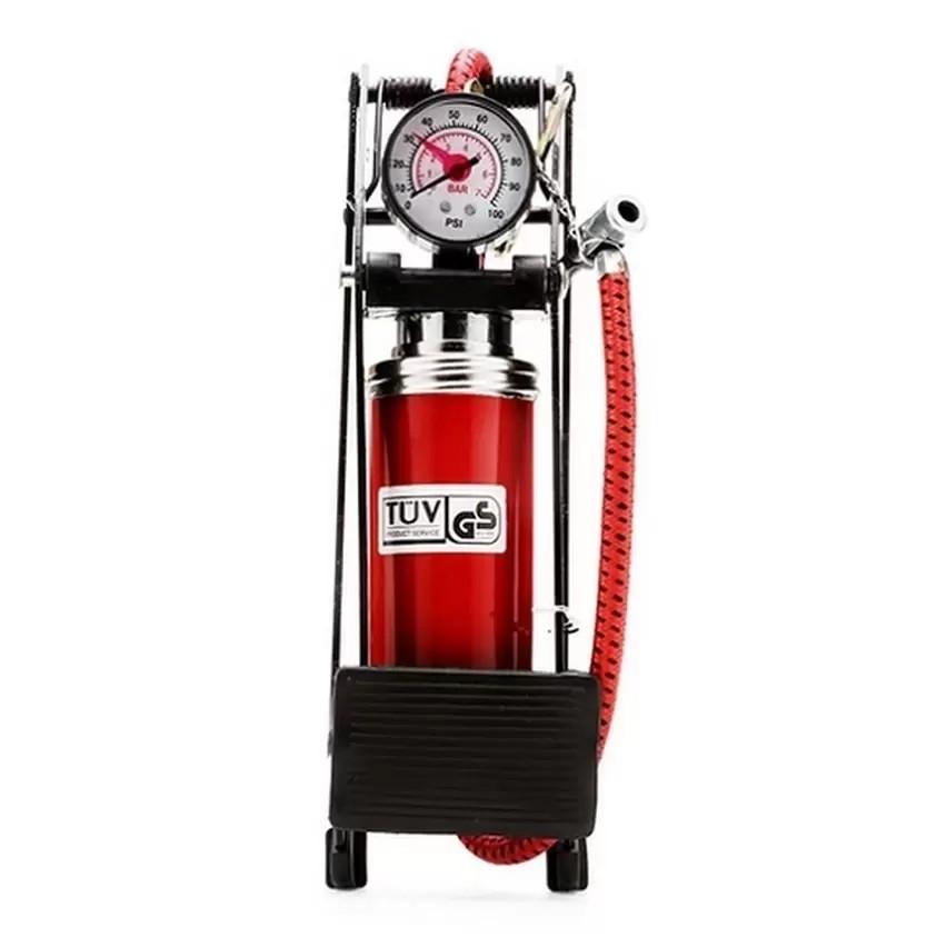 Bơm hơi đạp chân đa năng có đồng hồ đo áp suất lốp - 2899806 , 114277792 , 322_114277792 , 123950 , Bom-hoi-dap-chan-da-nang-co-dong-ho-do-ap-suat-lop-322_114277792 , shopee.vn , Bơm hơi đạp chân đa năng có đồng hồ đo áp suất lốp
