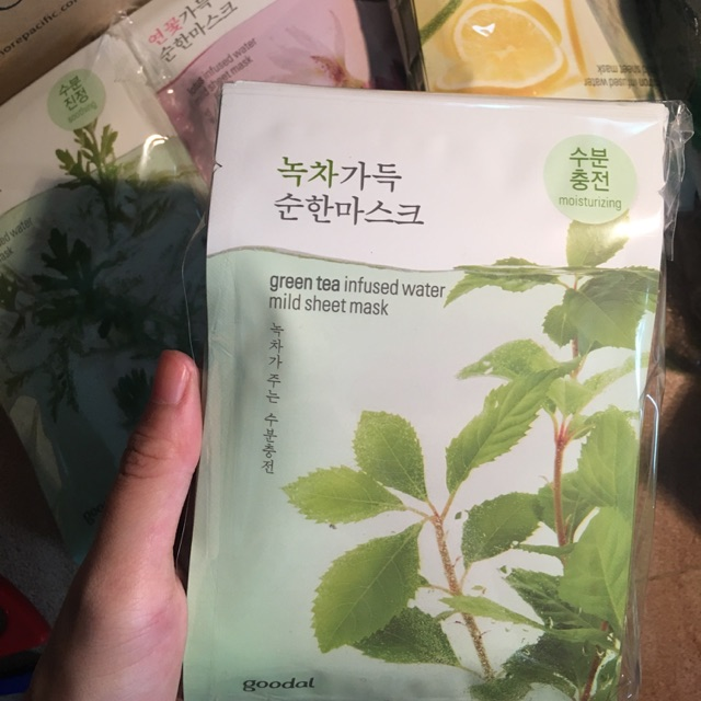 Mặt nạ GOODAL INFUSED WATER MILD SHEET MASK - 3397447 , 955750081 , 322_955750081 , 160000 , Mat-na-GOODAL-INFUSED-WATER-MILD-SHEET-MASK-322_955750081 , shopee.vn , Mặt nạ GOODAL INFUSED WATER MILD SHEET MASK