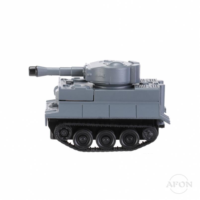 AFON Children's toy pen induction follow creative tank car