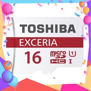 Thẻ nhớ Toshiba 16GB class 10 chính hãng [SALES]