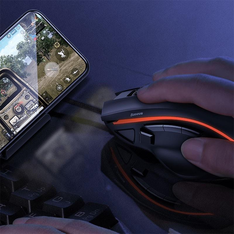 Chuột có dây cho GAME thủ - Baseus GM01