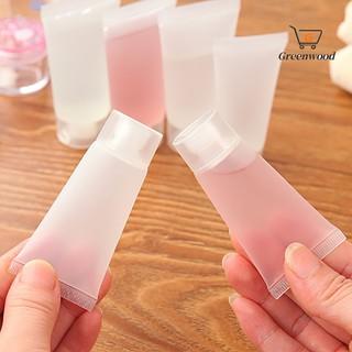(Hàng Mới Về) Chai Nhựa Rỗng Trong Suốt 30 50ml Dùng Chiết Mỹ Phẩm Du Lịch Tiện Dụng thumbnail