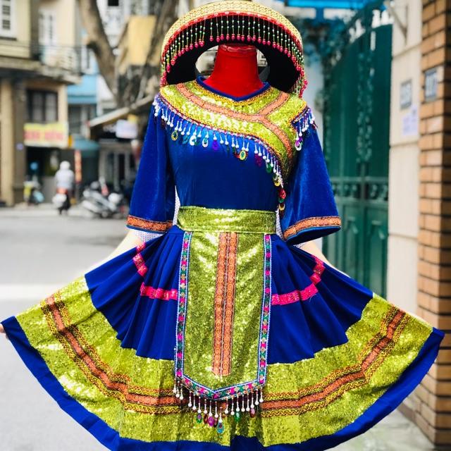 Trang phục dân tộc H'Mong