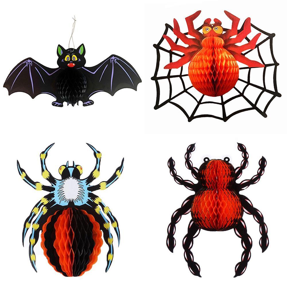 Halloween Decorative Pendant HauntedHouse Bar Party Ceiling Ornaments