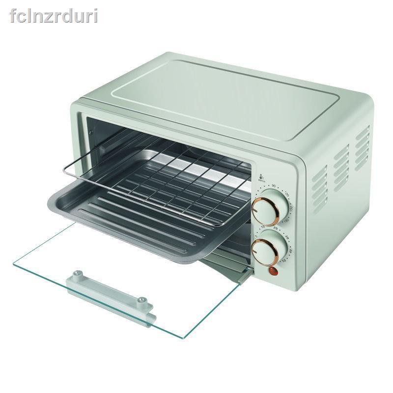 ❅✆┅> Lò nướng điện gia dụng Kodokuma đa chức năng tự động Lò nướng bánh Pizza mini Tart Máy nướng bánh thông minh <