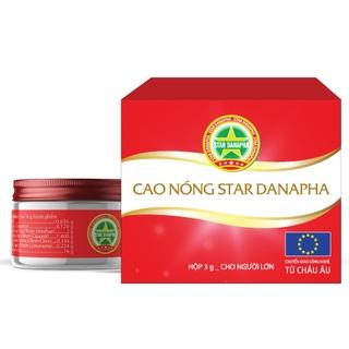Cao Xoa Nóng Star Danaphar 3g thumbnail