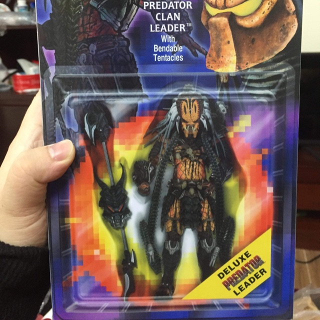 Predator Clan Leader