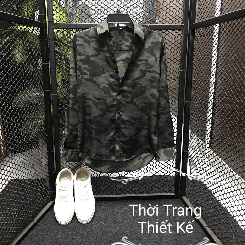 áo sơ mi nam THỜI TRANG THIẾT KẾ L34 - Áo kiểu