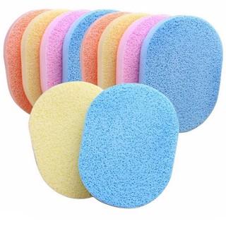 Xốp rửa mặt mềm mại nhiều màu sắc tiện lợi dễ sử dụng 3