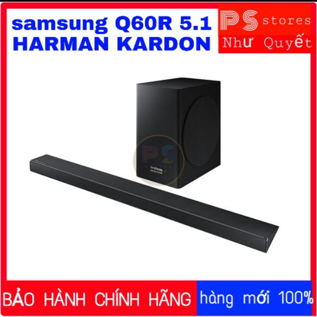 Loa thanh  HW 5.1 Q60R harman kardon 360W nguyên seal