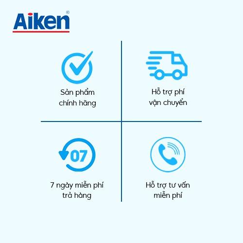 Combo 2 Gel rửa tay Sạch khuẩn Aiken 100ml/chai