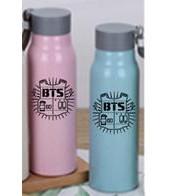 Bình nước BTS lúa mạch 400ml BN21 bình nước cute bình nước dễ thương kpop army thần tượng