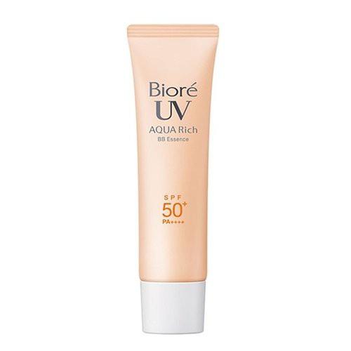 Kem BB Chống Nắng Bioré UV Aqua Rich BB Essence SPF50 PA++++ 33g