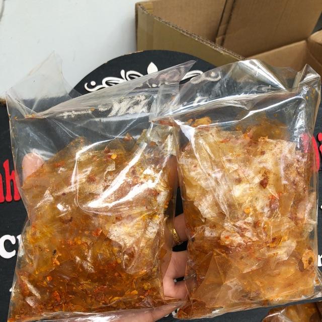 Bánh tráng sấy mắm gói 50gram