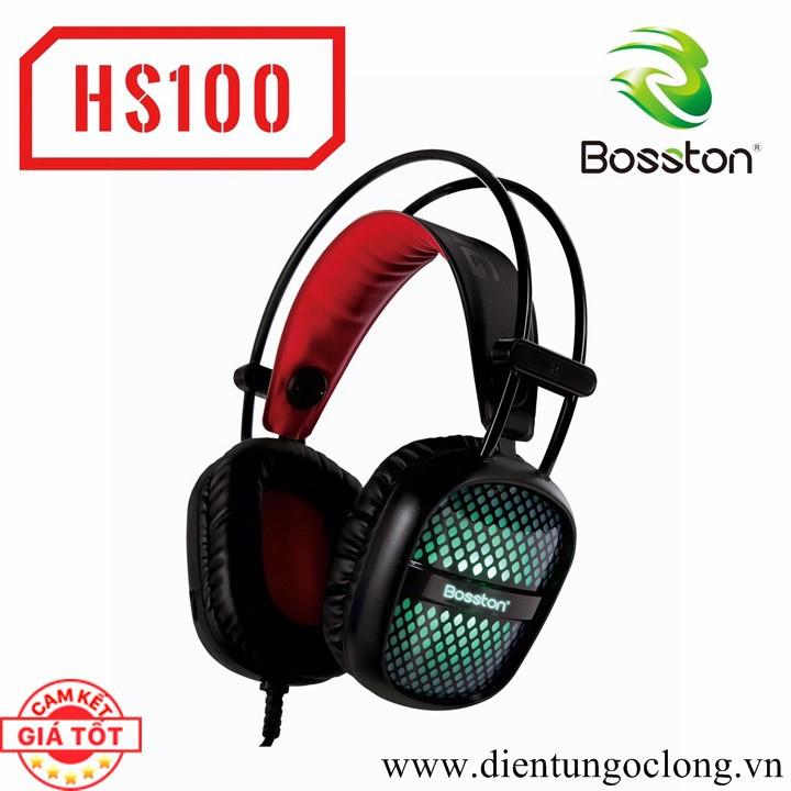 Tai Nghe Chụp Tai Chuyên Game Bosston HS100 Led Đa Màu - 2831481 , 679443946 , 322_679443946 , 216000 , Tai-Nghe-Chup-Tai-Chuyen-Game-Bosston-HS100-Led-Da-Mau-322_679443946 , shopee.vn , Tai Nghe Chụp Tai Chuyên Game Bosston HS100 Led Đa Màu