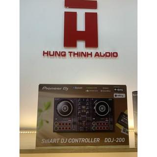 Mixer PIONEER DDJ-200 (SMART DJ CONTROLLER) - BẢO HÀNH CHÍNH HÃNG 12TH thumbnail