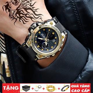 Đồng Hồ Thể Thao Nam SANDA Chống Nước Cực Bền Kiểu Dáng Thời Trang Phong Cách Mạnh Mẽ, Cá Tính -Duong.watches
