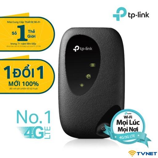 Bộ Phát Wifi 4G TP-Link M7000 - Wi-Fi Di động Tplink M7000 Hàng Chính Hãng Tốc Độ 150Mbps