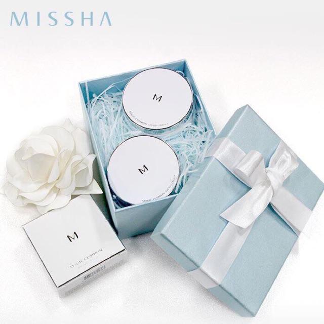 Phấn nước Missha M Magic Cushion SPF 50+ / PA+++