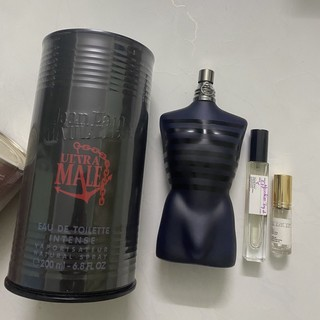 Nước hoa nam Jean Paul Gaultier Ultra Male intense edt