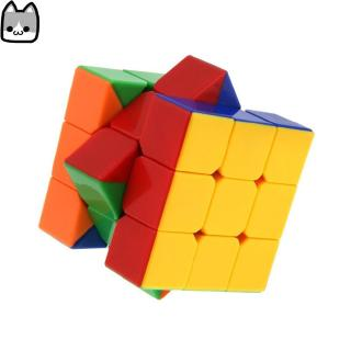 ThinkMax® 42mm Mini 3×3 Speed Puzzle Cube Magic Puzzle Cube 6 Color Stickerless 4.2cm
