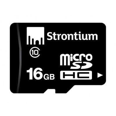 Thẻ nhớ Strontium MicroSD Nitro 16GB 433X