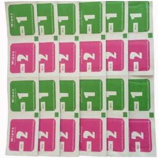 Giấy khăn lau kính 20 bộ gồm 20 giấy ướt Wet và 20 giấy khô Dry ( Lau mặt điện thoại , ống kính máy ảnh ) ML00803 thumbnail
