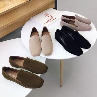 [MGG giảm 30k - UYEN08031](Ảnh thật) Giày lười slip-on nhựa siêu mềm thumbnail