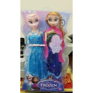 Hộp 2 búp bê Frozen của Disney